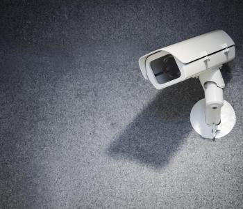 image of a security camera